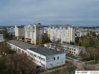 Вид на проспект Ленина