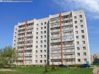 Дом 10 на улице Заводской