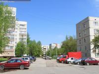 Парковка между домами 10 и 12 на проезде Энергетиков
