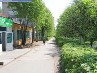 Пешеходная дорожка на улице Советской