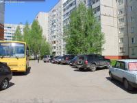 Проезд между домами 72 и 78 по улице Винокурова