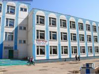 Школа №19 (правое крыло)