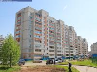 Дом 12 на улице Строителей