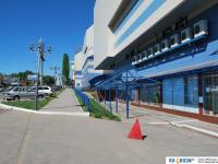 Дорожка вдоль МТВ-Центра
