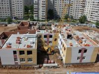 Строительство детского сада по ул. Гражданская
