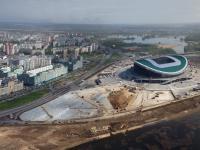 Строительство Казань-Арена