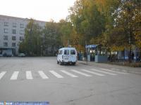 Конечная автобусная остановка