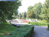 Сквер К.Иванова