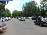 Парковка перед Домом юстиции