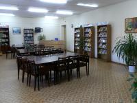 Детская библиотека им. В.Сухомлинского