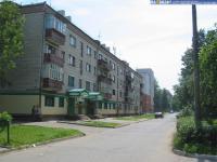 Дом 8 по улице Молодёжная