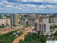 Панорама Благовещенского микрорайона