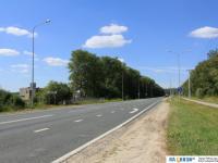Ядринское шоссе в районе Чандрово