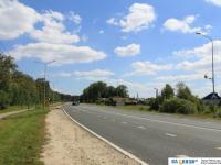 Ядринское шоссе у деревни Чандрово