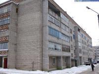 Общежитие по ул. Ашмарина, 36-1