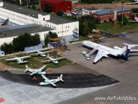 Самолёты аэропорта Казань