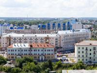 Фотографии с крыши Альфа Центра