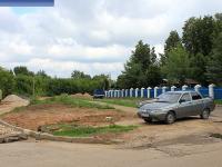 Ремонт дороги на улице Энергетиков