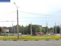 Перекресток улиц Калинина и Гагарина