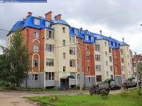 Дом 4 на Комбинатском переулке