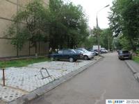 Дворовые парковки