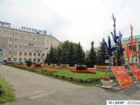 Сквер у Ленина 2