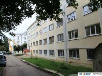 Двор дома Ярославская 44