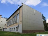 Спортивный зал медицинского факультета ЧГУ