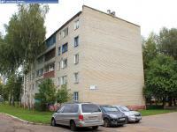 Дом 1 на улице Совхозной