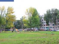 Двор дома 19 на улице Совхозной