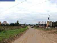 Дорога в деревню Лапсары