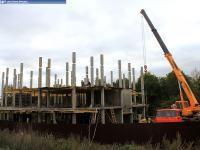 Строительство 3-этажного жилого дома