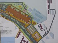 Проект обустройства территории вокруг Мегамола
