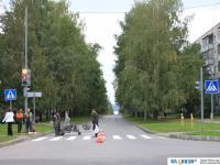 Улица Эльгера - Пешеходный переход