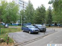 Дворовая парковка