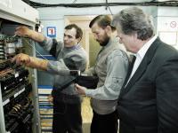 Энергетики и Инженер по ОТ и ТБ