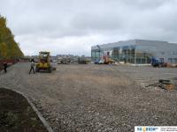 Строительство автоцентра