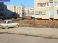Экопарковка возле дома 20 по улице Строителей