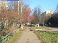 Пешеходная дорожка по Ельниковскому проезду