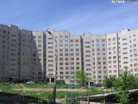 Дом 8 по улице Университетская