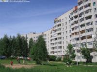 Двор дома 7 по улице Лебедева