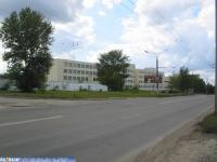 Агрегатный завод, вид с ул. Калинина