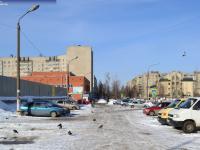 """Автостоянка возле рынка """"Шупашкар"""""""