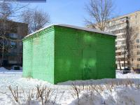 Зеленая будка