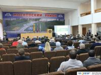 Актовый зал администрации Московского района