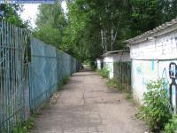 Дорога между 111 и 119 детскими садами