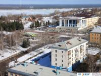 Вид на улицу Зои Яковлевой