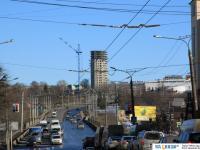 Вид на Калининский мост