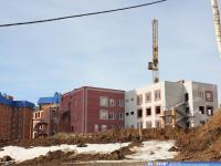Строительство детского сада по Крылова