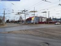 Перекресток улиц Ашмарина и Орлова